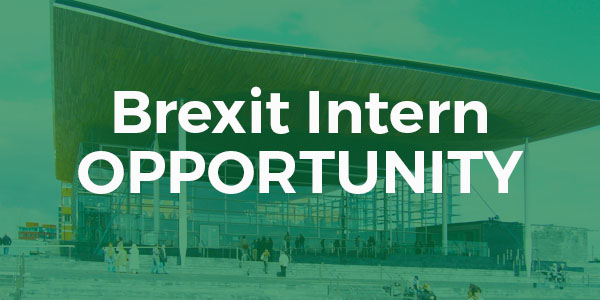 Brexit Intern Opportunity