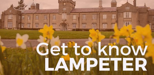 Get to know… Lampeter