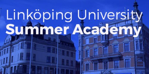 Linköping University Summer Academy