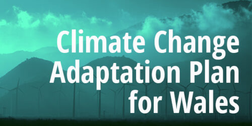 Climate Change Adaptation Plan for Wales