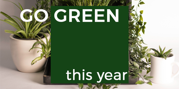 8 Ways to Go Green this Year