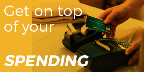 Get on top of your spending