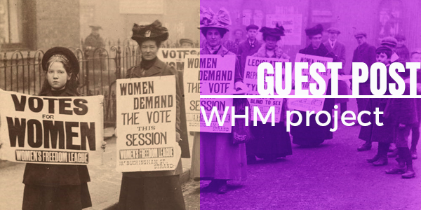 Guest Post: WHM Project