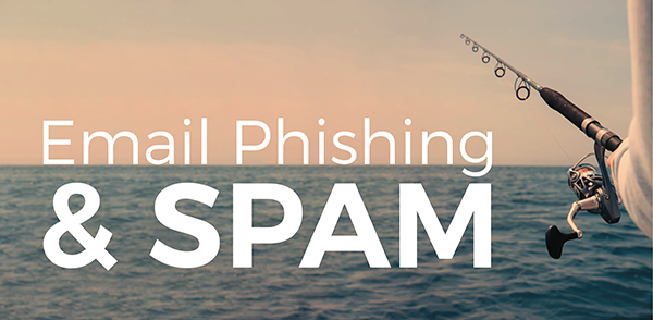Email Phishing & Spam