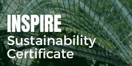 INSPIRE Sustainability Certificate