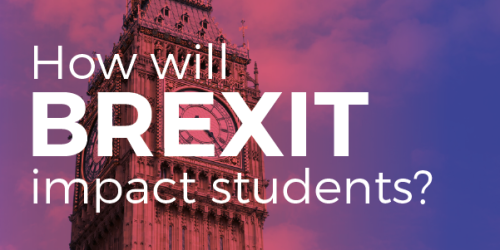 How will BREXIT impact students?