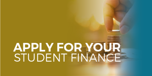 Don't miss out on your Student Finance