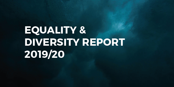 Annual Report: Equality and Diversity Annual Report