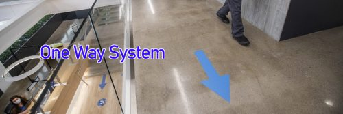 One way Systems